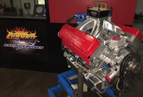 Cornett Racing Engines (Somerset, Kentucky)   New Engines